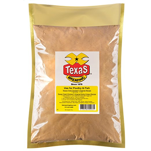 Texas Fried Chicken Breading Package